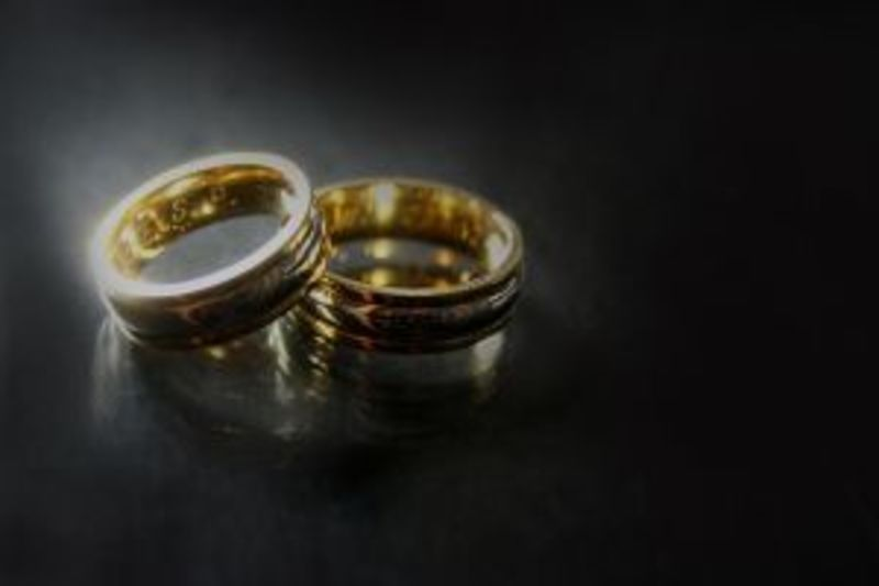 wedding rings  - Writing Your Vows